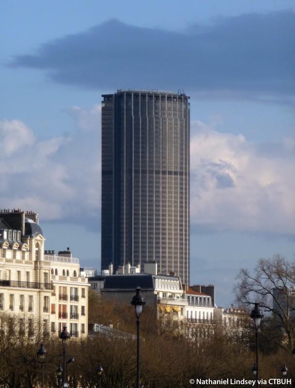 tour montparnasse the skyscraper center