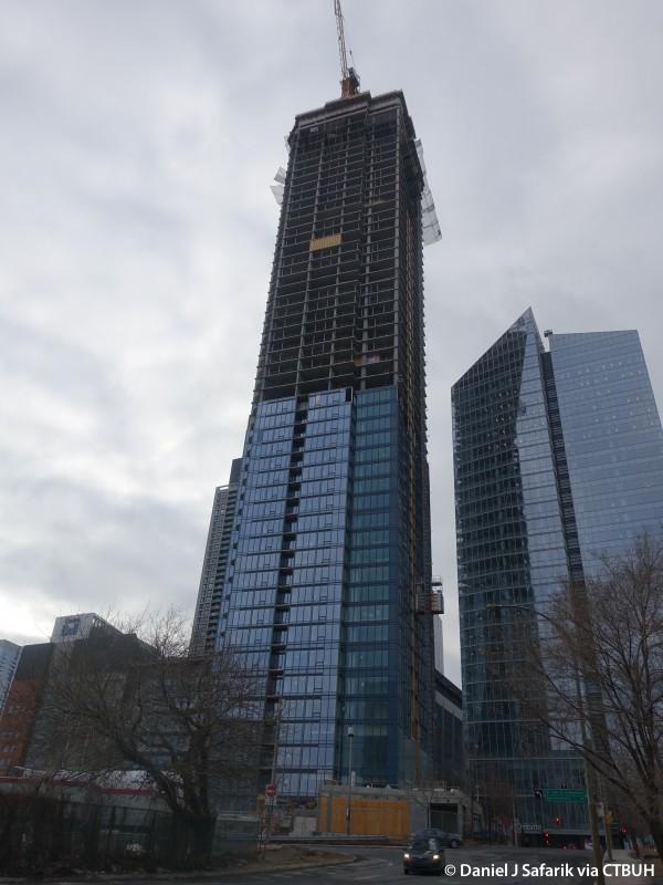 Tour Des Canadiens 2 The Skyscraper Center