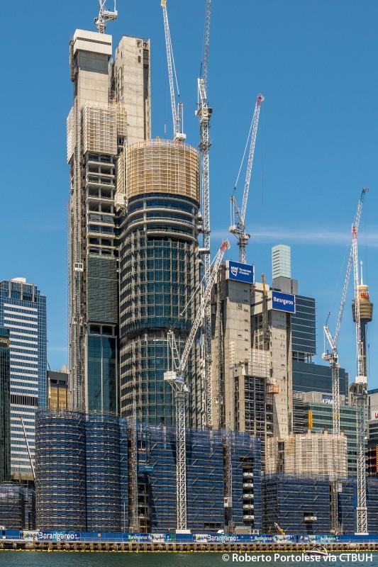 International Towers Sydney Tower 2 The Skyscraper Center