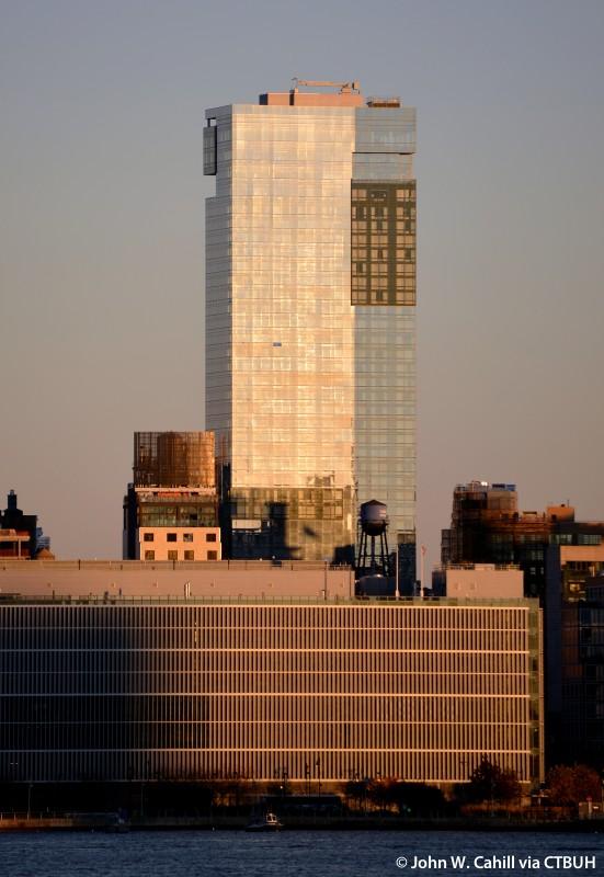 Trump Soho Hotel Condominium The Skyscraper Center