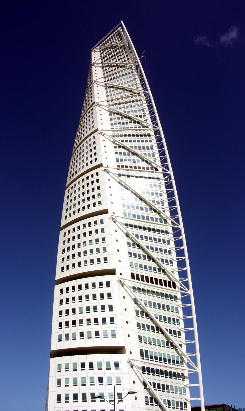 Website Owner Lookup >> Turning Torso - The Skyscraper Center