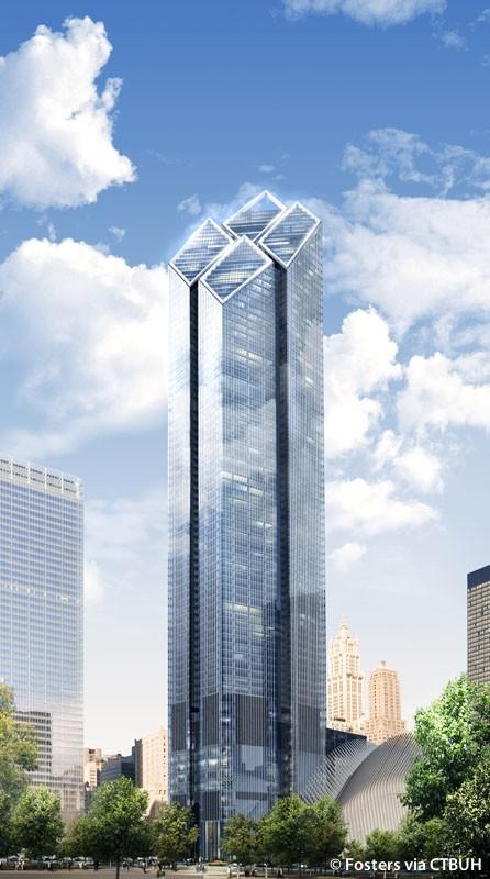 2 World Trade Center The Skyscraper Center