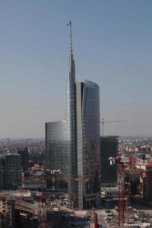 Unicredit Tower The Skyscraper Center