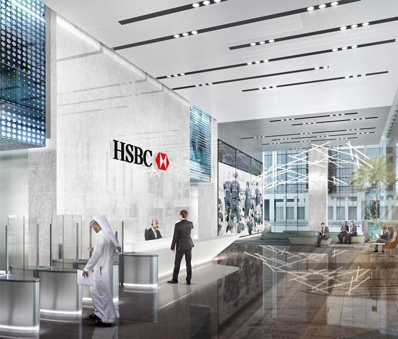 HSBC Tower Dubai - The Skyscraper Center