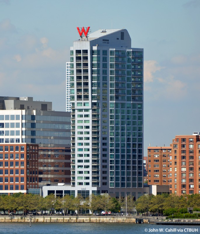 W Hoboken Hotel And Residential Iniums Pdf