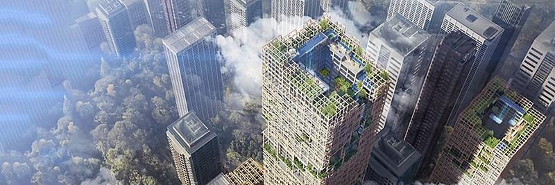 W350 Tower The Skyscraper Center