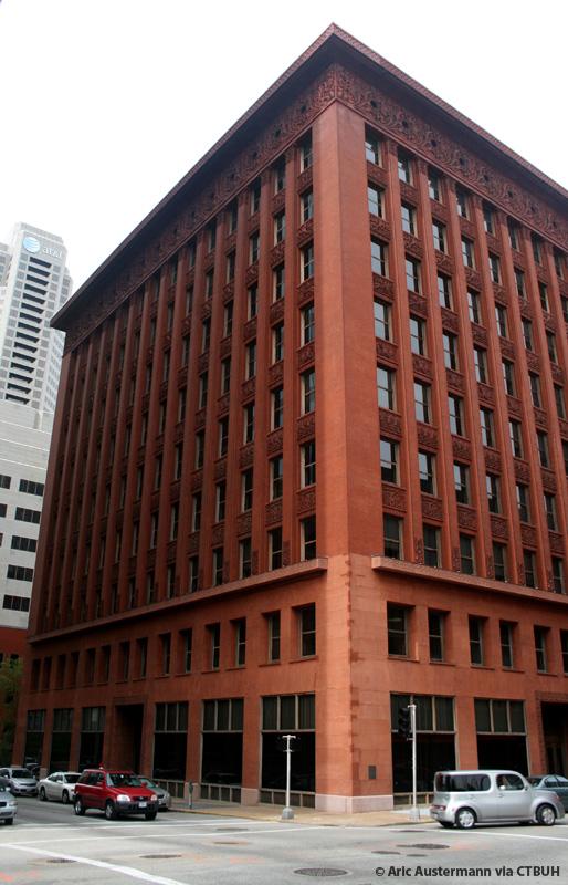 Wainwright Building The Skyscraper Center