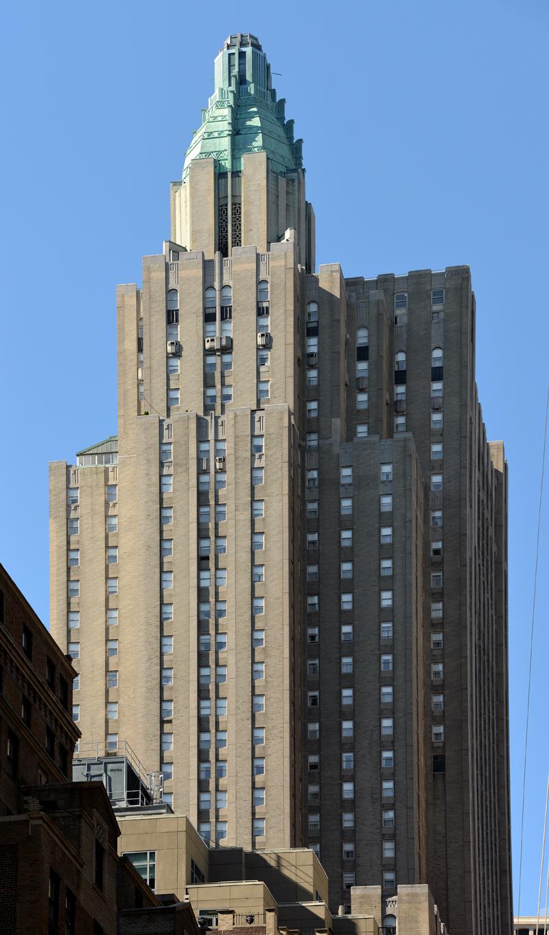 Waldorf Astoria New York The Skyscraper Center