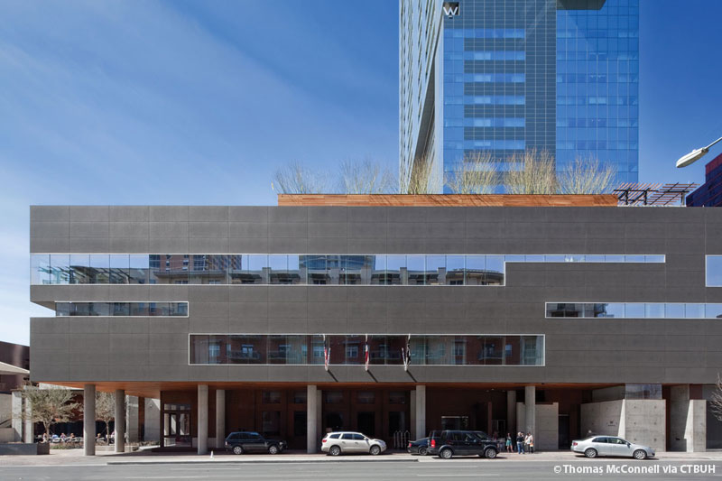 W Austin Hotel Amp Residences The Skyscraper Center