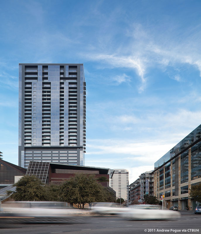 City View Apartments Austin: W Austin Hotel & Residences