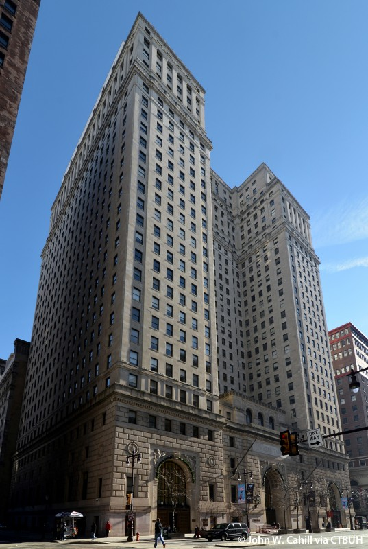 Wells Fargo Building The Skyscraper Center
