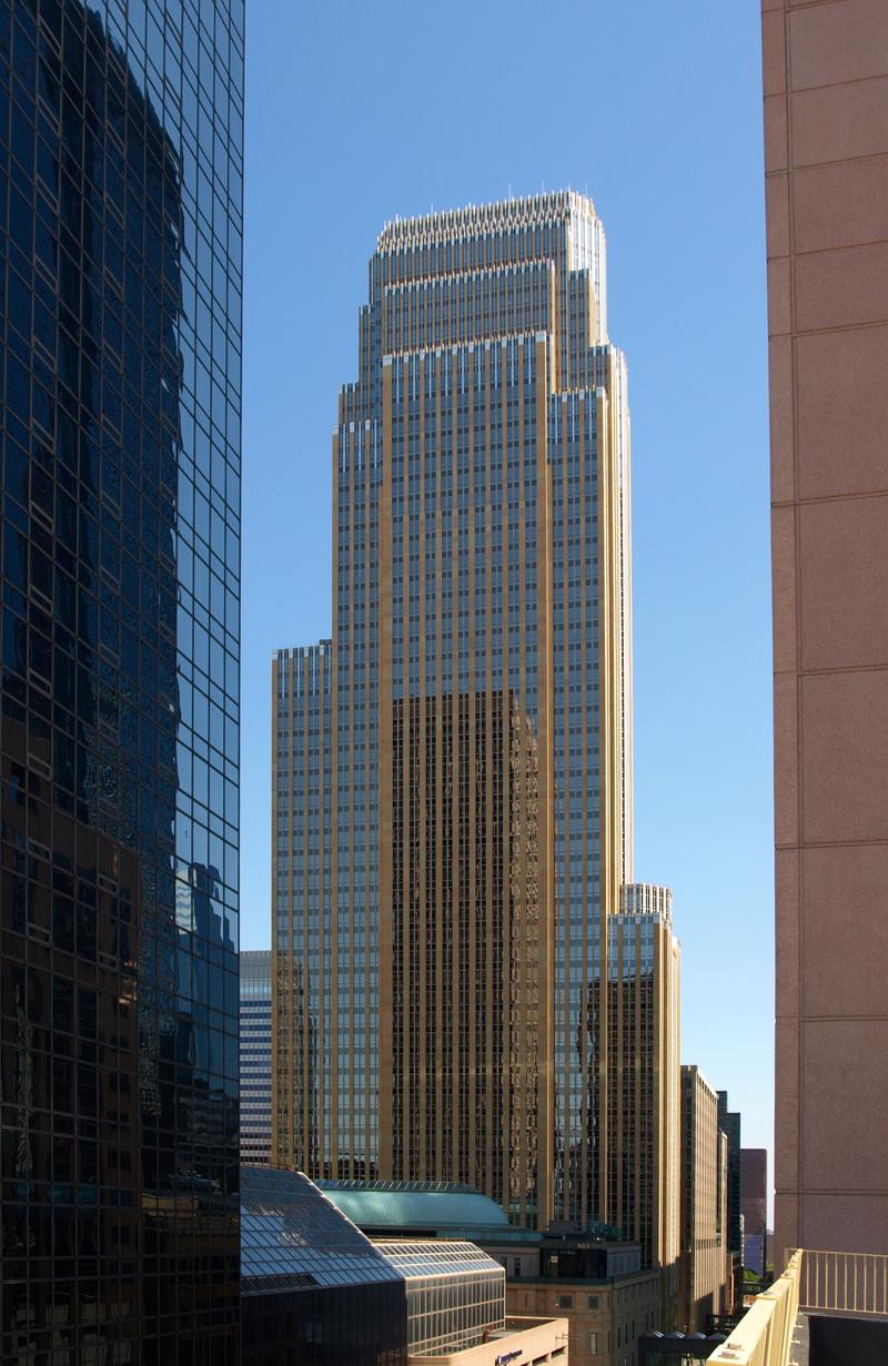 Wells Fargo Center The Skyscraper Center