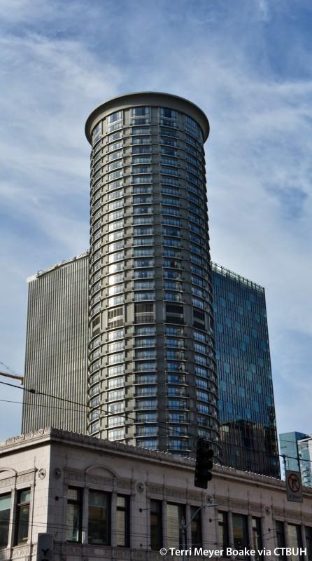 Westin Seattle North Tower The Skyscraper Center