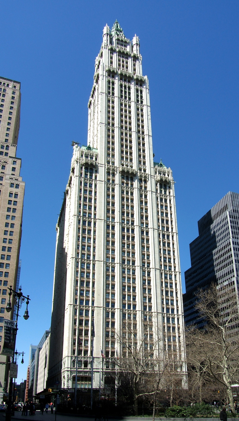 Woolworth Building The Skyscraper Center