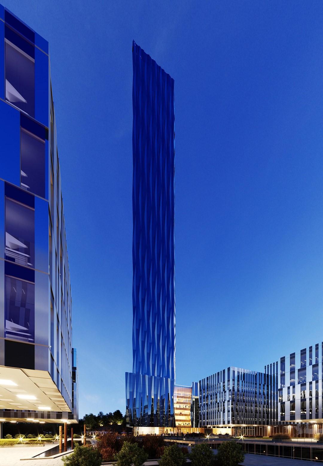 World Ocean Headquarters The Skyscraper Center