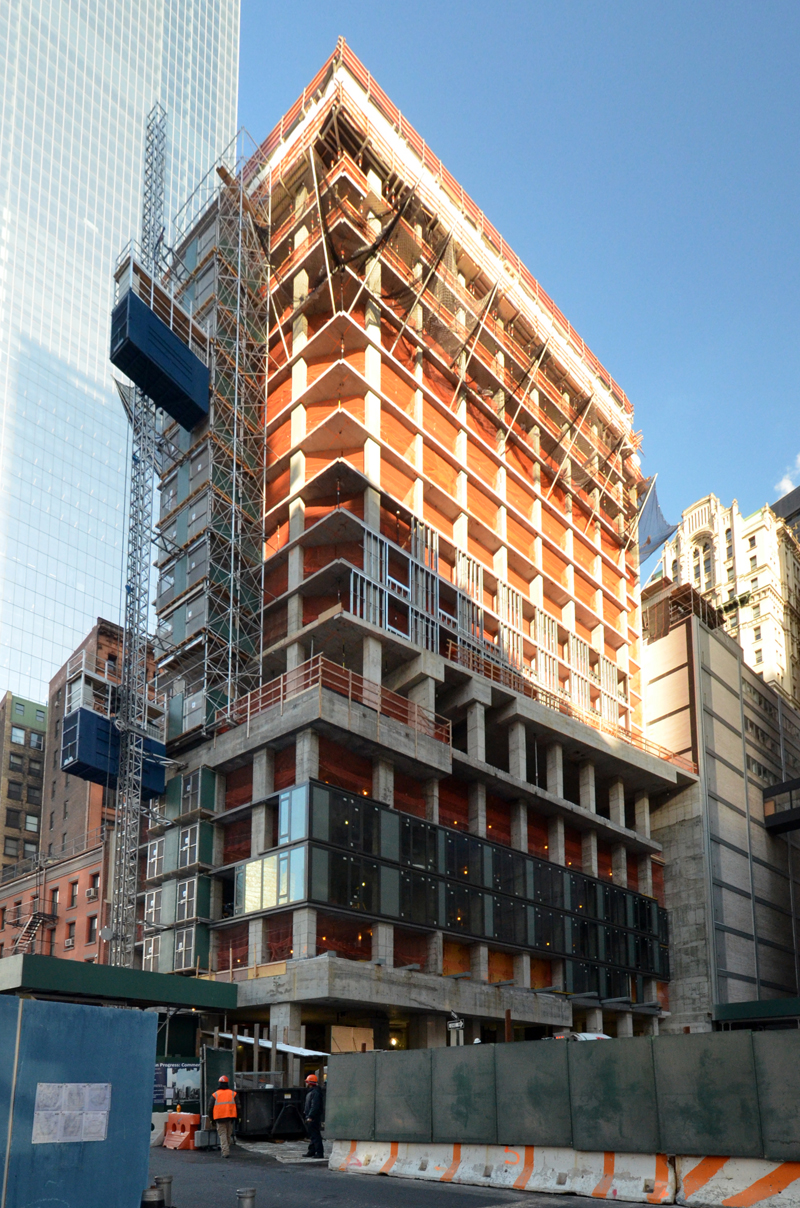 Courtyard New York Downtown Manhattan World Trade Center