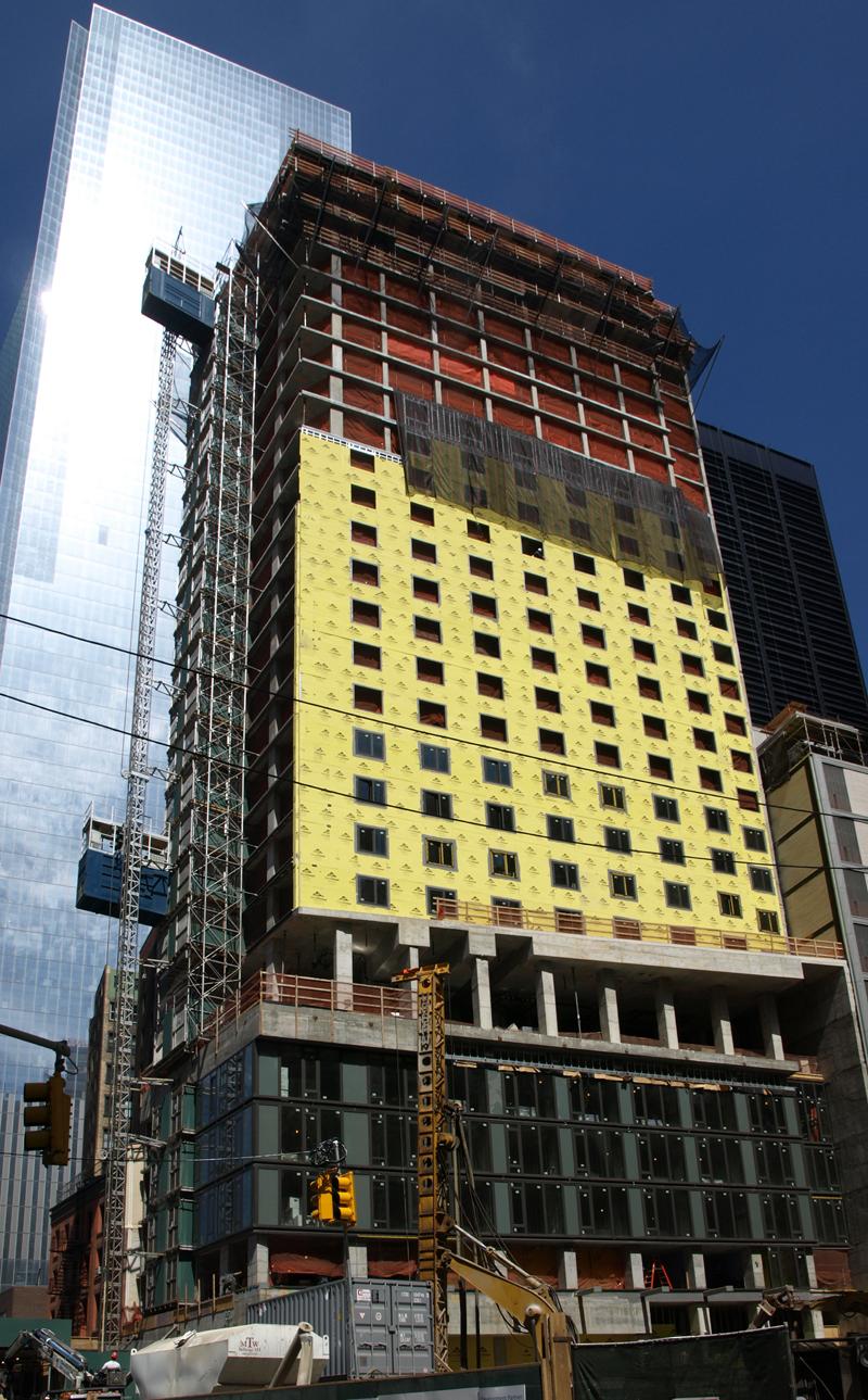 courtyard marriott new york city world trade center
