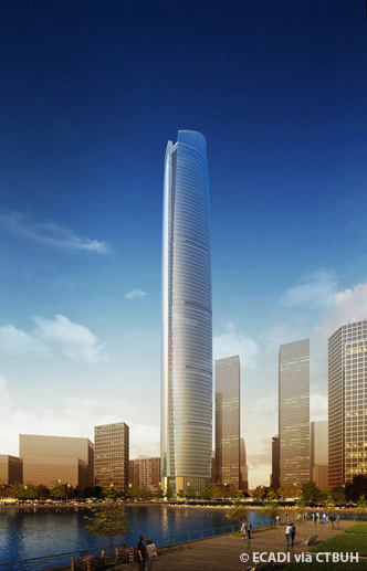 Wuhan Center Tower The Skyscraper Center