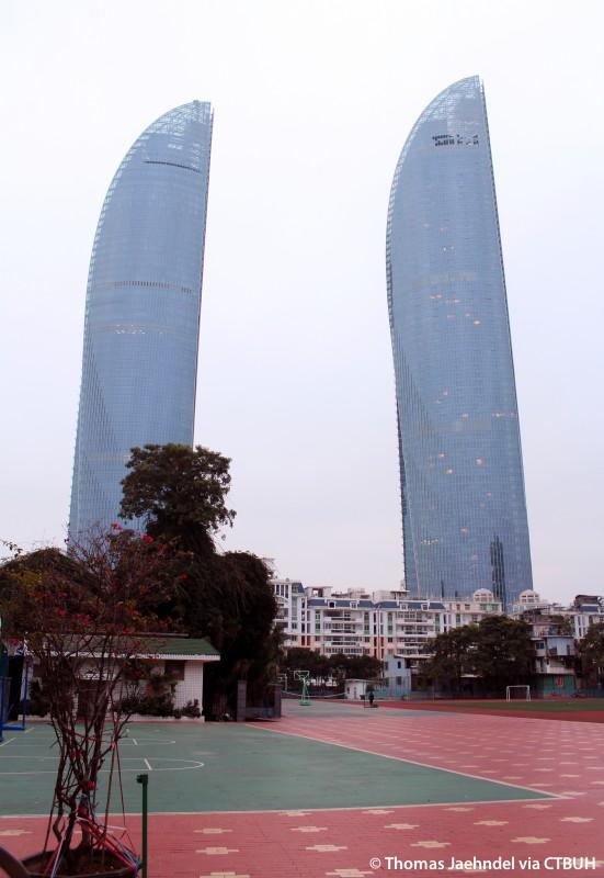Xiamen Shimao Straits Tower B The Skyscraper Center
