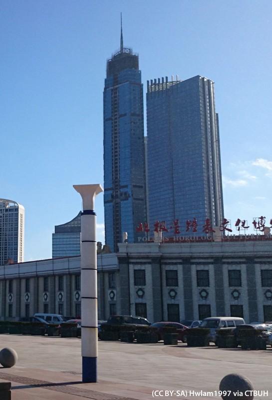 Yantai Shimao No 1 The Harbour The Skyscraper Center