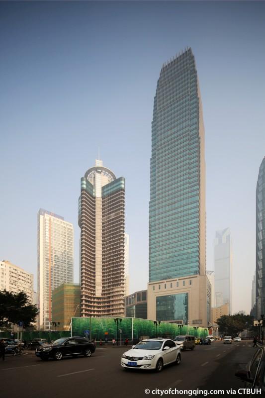 Yingli International Finance Centre The Skyscraper Center