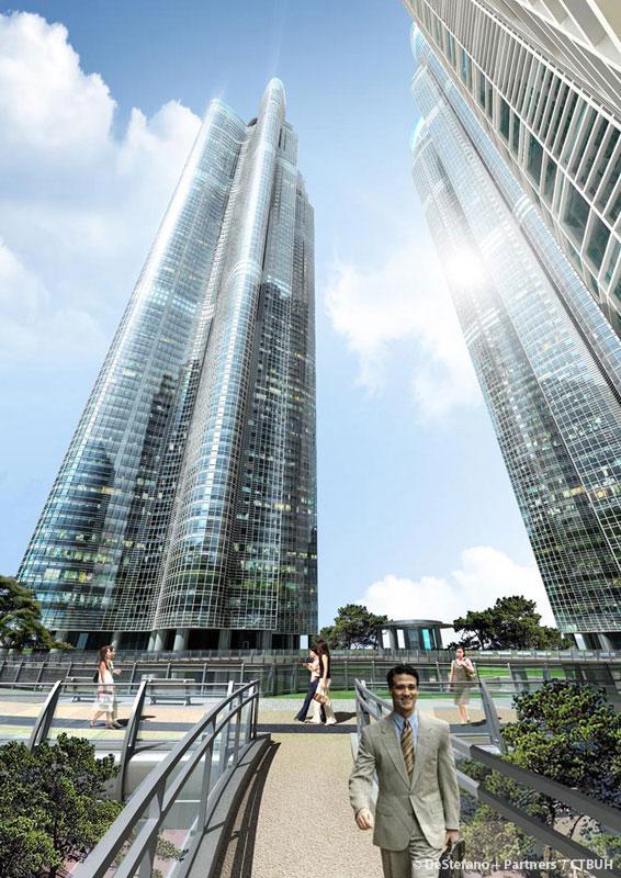 Website Owner Lookup >> Doosan Haeundae We've the Zenith Tower A - The Skyscraper ...