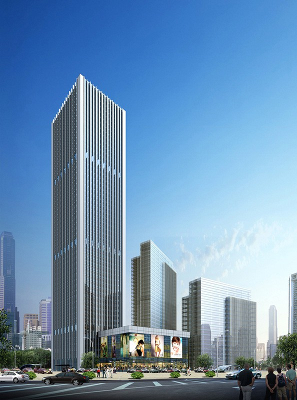 Zhejiang International Building