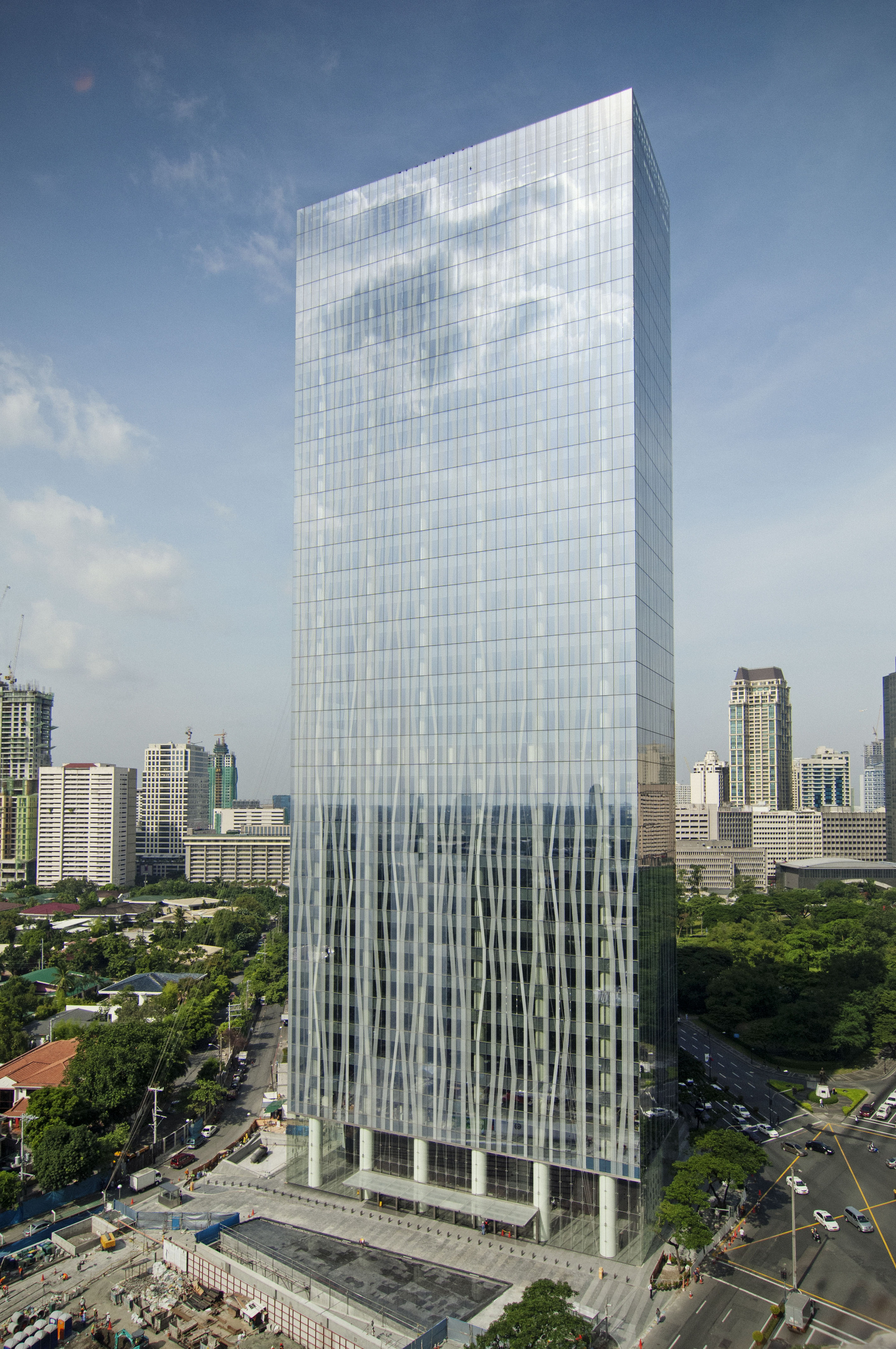 Zuellig Building The Skyscraper Center