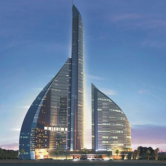 Dubai Towers Complex The Skyscraper Center