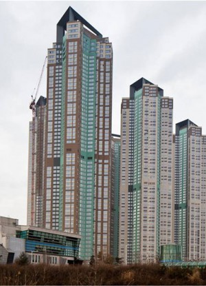 Ilsan Yojin Y-City Tower