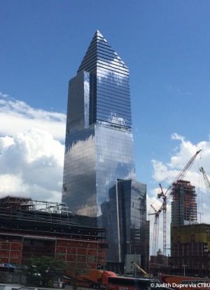 10 Hudson Yards The Skyscraper Center