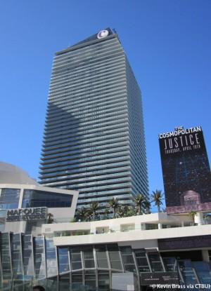 Cosmopolitan Casino Beach Club Tower The Skyscraper Center