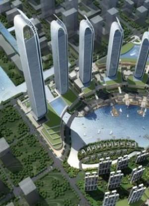 Baoneng Binhu Center