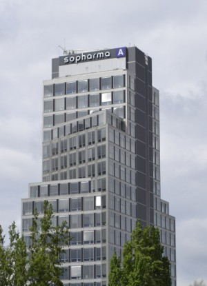 Sopharma Business Towers