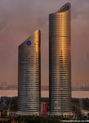 Zhe Jiang Fortune Financial Center