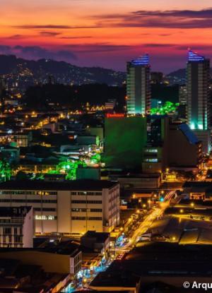 Torres Paseo Colón