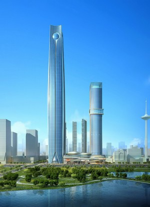 Shenyang Global Financial Centre