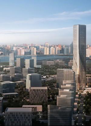 Shimao Hangzhou Twin Towers