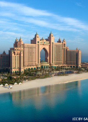 Atlantis, The Palm Royal Towers