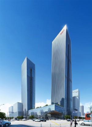 Shenzhen Bay Ecocity B-Tech Project