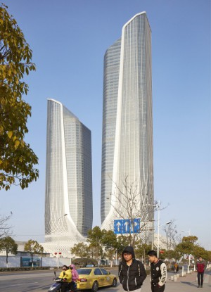 Jumeirah Nanjing International Youth Cultural Centre